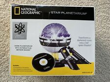 NEW! National Geographic Home Star Planetarium - View Night Sky/Stars/Planets