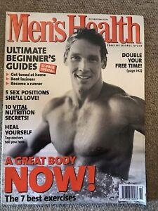 Mens Health Magazine October 1997