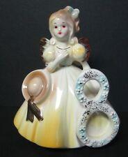 Vintage Josef Originals Angel Birthday Girl #8