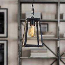 Black Pendant Light Kitchen Ceiling Lights Bedroom Lamp Bar Chandelier Lighting