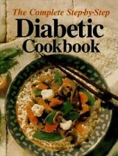 The Complete Step-By-Step Diabetic Cookbook, Oxmoor House, 0848714318, Book, Acc