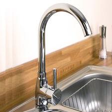 Mischbatterie Wasserhahn Küchenarmatur Spültisch Armatur Einhebelmischer NEU
