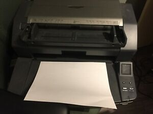 Xerox Documate 765 High Speed Duplex Color Scanner(missing half paper tray)