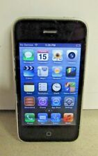 Apple iPhone 3GS - 8GB - Black (AT&T) A1303...SOLD AS-IS FOR PARTS...