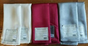 Bed Bath & Beyond Jubilee Napkins 6 pieces