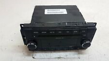 OEM 2008-2009 Dodge Caliber AM FM Receiver Radio CD MP3 Player Stereo Unit