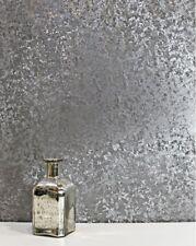 Arthouse Velvet Crush Foil Metallic Sparkle Wallpaper Gunmetal 294305