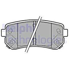 DELPHI Disc Brake Pad Set For KIA HYUNDAI Cee''d Hatchback Sw Koup 583021HA00