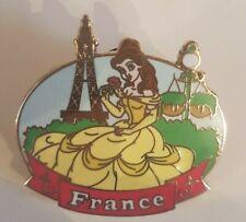 Pin's Disney LA BELLE ET LA BETE FRANCE
