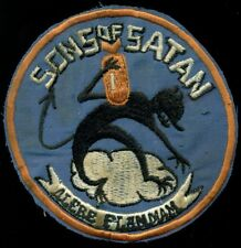 USAF 433rd Fighter Squadron Patch S-13