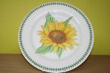 4 x Speisteller 27 cm Portmeirion Melamin Sunflower (4 Stück!)