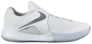 Nike Men's Zoom Live 2017 852421 117 White Mesh High Top Sneakers Size 11