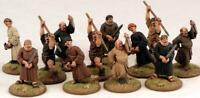Gripping Beast Dogs of War 28mm Fanatic Pilgrims/Monks Pack New