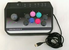 Hori FIGHTING STICK 3 FS3 PlayStation PS3 wired usb connection arcade joystick