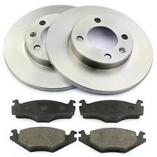 Bremsscheiben + Bremsbeläge vorne voll VW Caddy 1 Golf 1 2 3 Jetta 1 2 Ø239mm