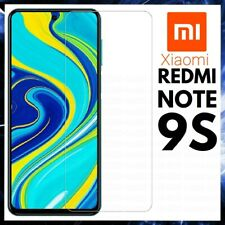 For XIAOMI REDMI NOTE 9S FULL COVER TEMPERED GLASS SCREEN PROTECTOR 9 S GUARD
