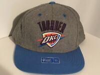 New Oklahoma City Thurnder OKC NBA Basketball Team Embroidered Youth Snapback