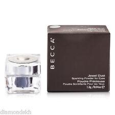 BECCA jewel dust sparkling powder for eyes eye shadow in titania - 1.3g  BOXED