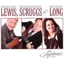 Lifetimes by Scruggs & Long Lewis, CD & DVD