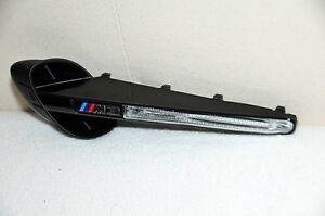 Genuine BMW M3 E92 E93 Sidemarker Turn Signal Side Grilles original LEFT RIGHT