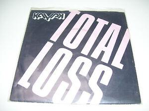 "Kayak - Total Loss / What's Done is Done  * 7"" Vinyl 45RPM HOLLAND VERTIGO  *"
