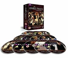 CHARLES DICKENS DVD BOX SET 8 Classic Stories Movie Film Collection Brand New UK