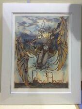 Graham Illingworth - Falling Angel -  Mounted (In Stock)