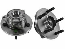 2 Front Wheel Hub Bearing Assemblies 513228 with 2 Year Warranty Free Shipping