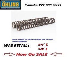 Yamaha YZF 600 96-99  front fork spring  kit Ohlins 8643-01
