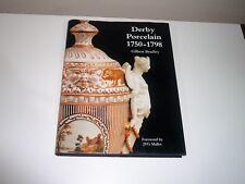 DERBY PORCELAIN 1750-1798 BY GILBERT BRADLEY