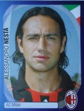 PANINI 12 Alessandro Nesta AC MILAN UEFA CL 2007/08