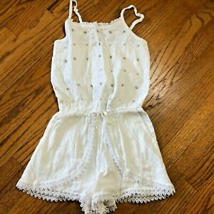 Abercrombie Kids New Romper Size 13-14 Girls with Lining