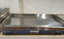 More details for ace monster size electric griddle chrome top 100cm - en16
