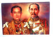 Bild picture König King Bhumibol Adulyadej RAMA IX Thailand 15x10 cm  (s22