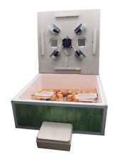 Automatic Incubator Kurochka Ryaba IB-130C 130 eggs with Fan Ukraine AFRICA SHIP