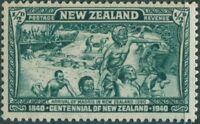 New Zealand 1940 SG613 ½d Arrival of Maoris MNH