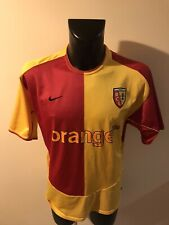 Maillot Foot Ancien Rc Lens Taille L