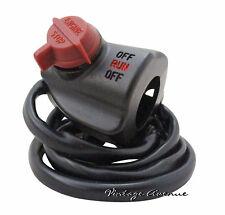 (TW313) HONDA RIGHT HANDLE ENGINE ON/OFF/START SWITCH 35130-377-P00