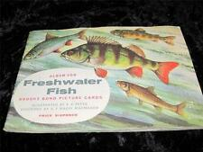 In Official Album Fish/Sea Collectable Tea Cards