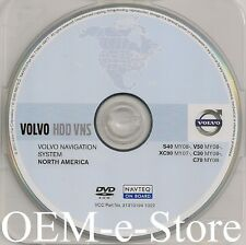 2008 2009 2010 2011 Volvo C30 C70 S40 V50 GPS HDD Navigation DVD Map U.S Canada