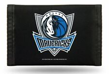 Dallas Mavericks Wallet Nylon Trifold Rico NBA