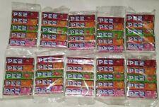 Original PEZ Fruit Flavored Retro Candy 50 Sticks
