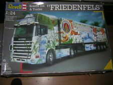 1/24 Scania 144  & trailer FRIEDENFELS  REVELL  07537