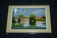 Royal Mail Stamp Cards PHQ 419 'Landscape Gardens' 2016. Mint in packet