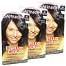Garnier Belle Color Easy Creme Color 90 Intensiv Schwarz Haar Farbe MULTIPACK 3x