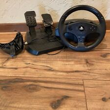 Thrustmaster T80 Racing Steering Wheel & Pedal, PS3 PS4 PC