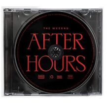 The Weeknd - After Hours New CD Album Weekend Blinding Lights In Your Eyes