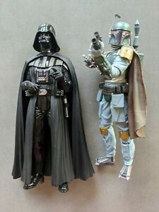 Kotobukiya ARTFX+ Star Wars Boba Fett & Darth Vader Cloud City 1/10 Scale Figure