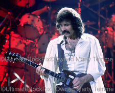 Tony Iommi Photo Ozzy Black Sabbath 8x10 Concert Photo in 1978 by Marty Temme 1B