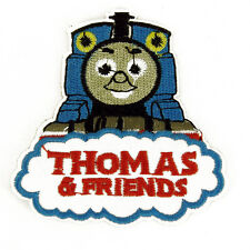 Thomas the Tank Engine Kids  Iron sew on Patch clothes dressmaking applique T2